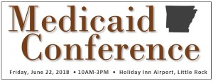 Medicaid Conference logo 06222018